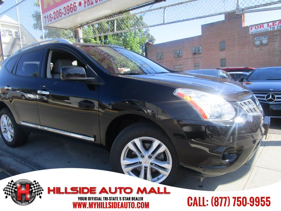 2013 Nissan Rogue AWD 4dr SV Hi folks thank you for taking the time out of your busy day and looki