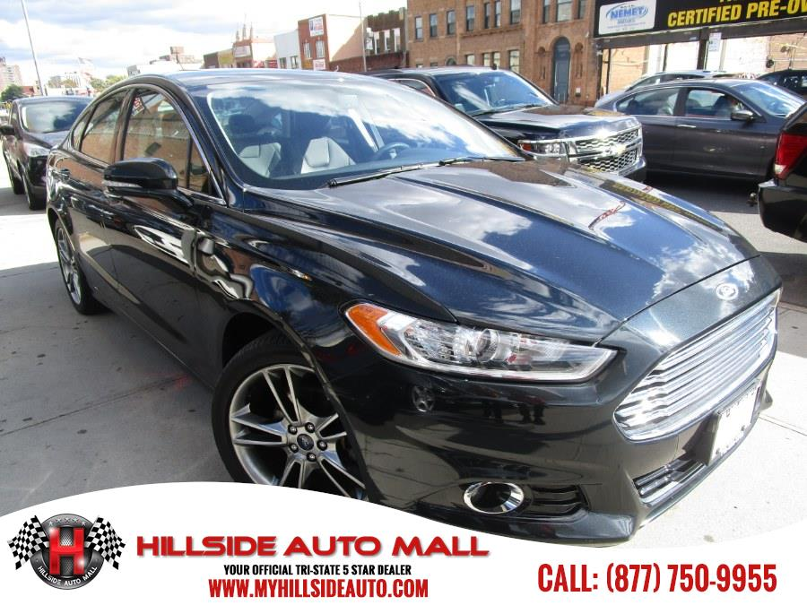 2014 Ford Fusion 4dr Sdn Titanium AWD Hi folks thank you for taking the time out of your busy day