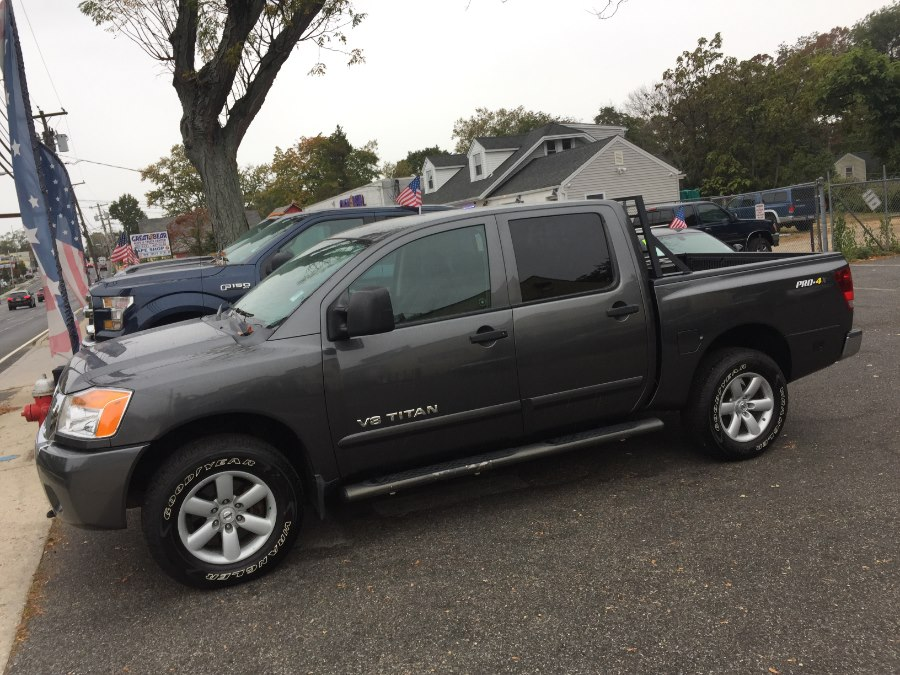 used nissan titan vehicles for sale on long island. Black Bedroom Furniture Sets. Home Design Ideas