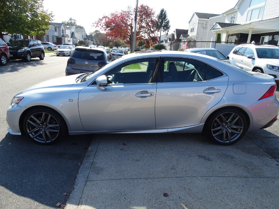 2014 lexus is 250 f sport silver lining metallic. Black Bedroom Furniture Sets. Home Design Ideas