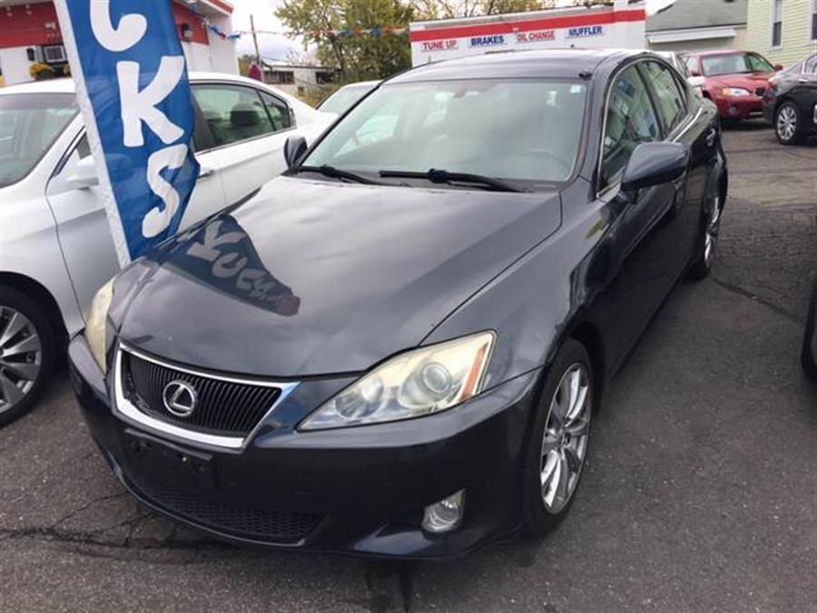 2007 lexus is 250 in hartford ct used cars for sale on
