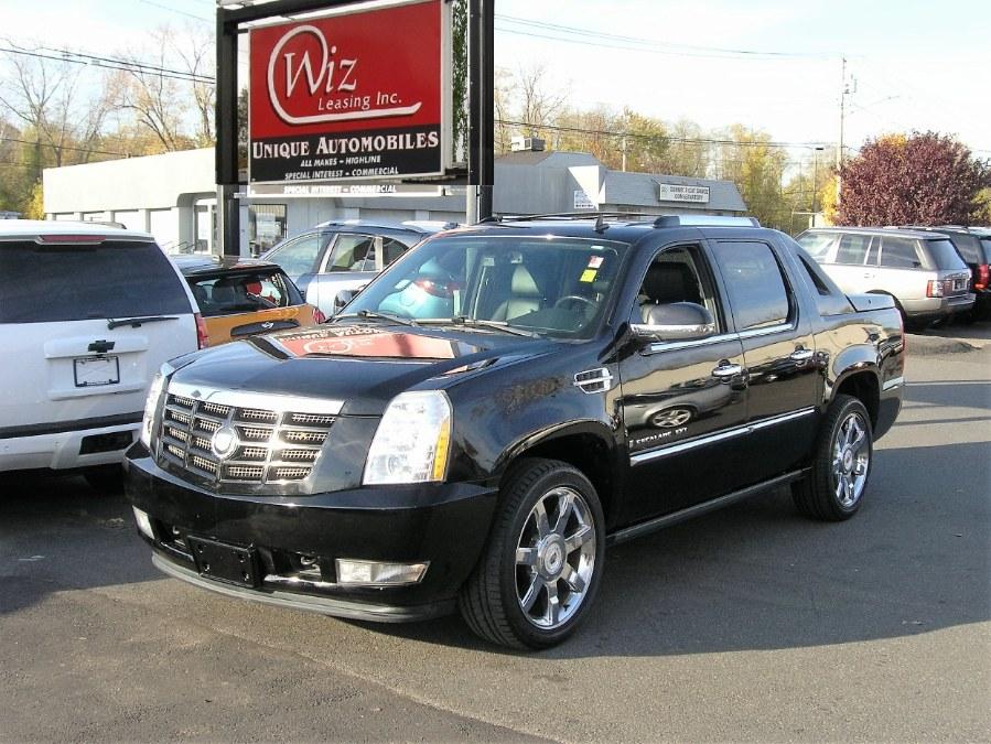 Used 2009 Cadillac Escalade EXT, $21001