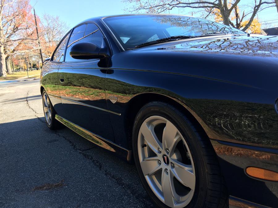 2004 Pontiac Gto Black Carmoney Auto Sales