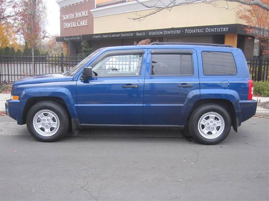 2009 jeep patriot blue rite choice auto inc. Black Bedroom Furniture Sets. Home Design Ideas