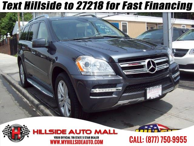 2012 MERCEDES GL-Class 4MATIC 4dr GL450 We have assembled the most advanced network of lenders to