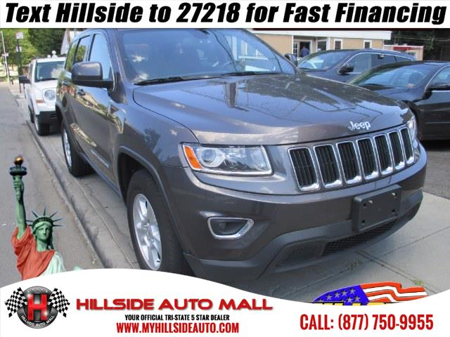 2014 Jeep Grand Cherokee 4WD 4dr Laredo We have assembled the most advanced network of lenders to