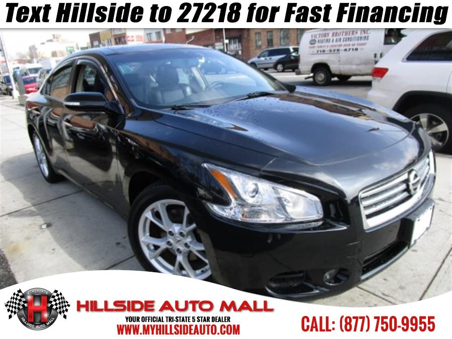 2012 Nissan Maxima 4dr Sdn V6 CVT 35 S Hi folks thank you for taking the time out of your busy da