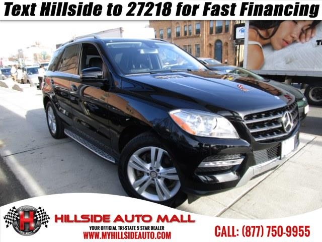 2013 MERCEDES M-Class 4MATIC 4dr ML350 Hi folks thank you for taking the time out of your busy day