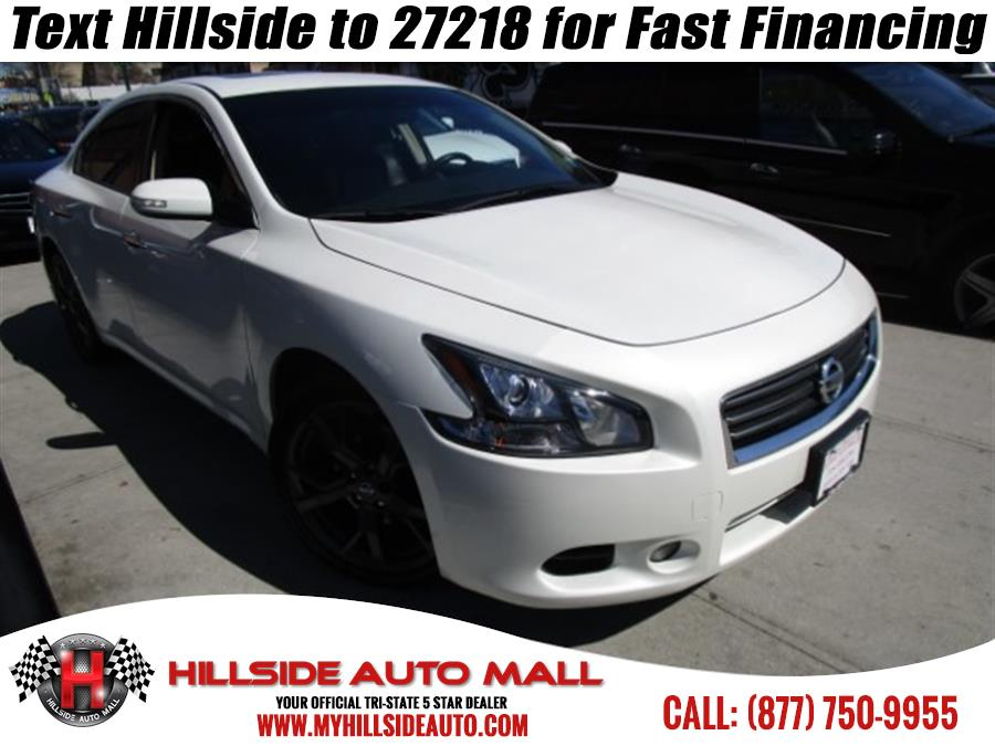 2014 Nissan Maxima 4dr Sdn 35 SV wPremium Pkg Hi folks thank you for taking the time out of your