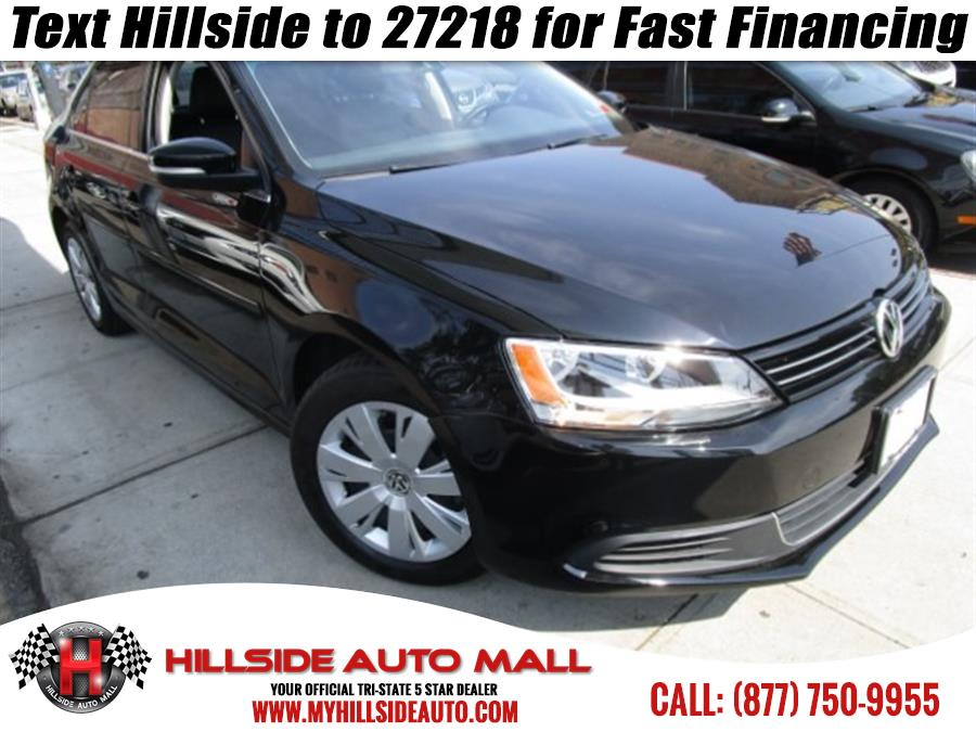 2013 Volkswagen Jetta Sedan 4dr Auto SE PZEV Hi folks thank you for taking the time out of your bu