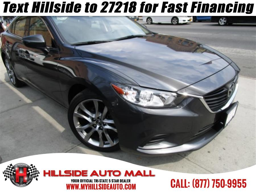 2015 Mazda Mazda6 4dr Sdn Auto i Touring Hi folks thank you for taking the time out of your busy d