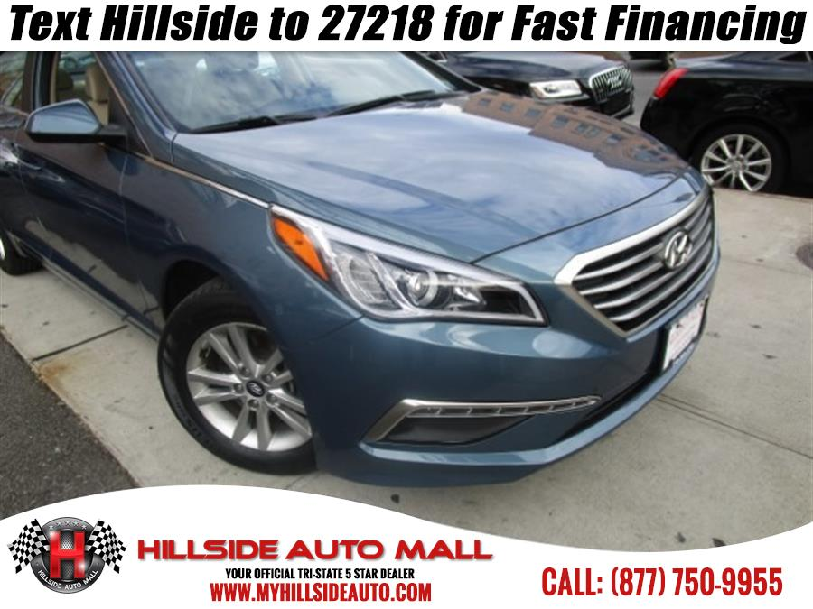 2015 Hyundai Sonata 4dr Sdn 24L SE Hi folks thank you for taking the time out of your busy day an