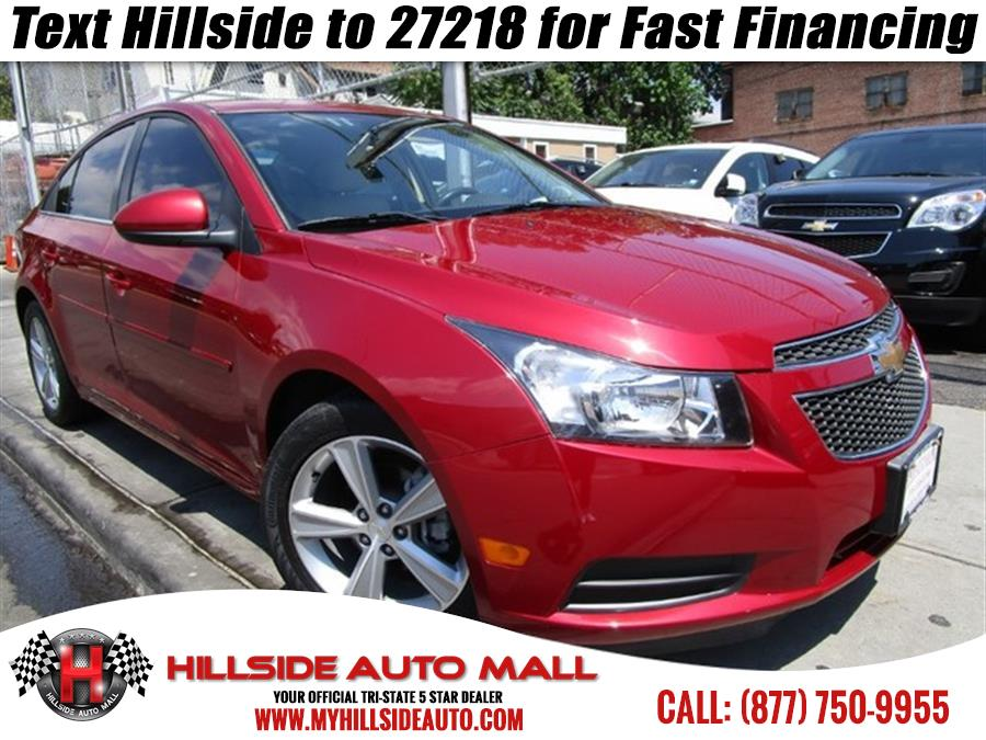 2013 Chevrolet Cruze 4dr Sdn Auto 2LT Hi folks thank you for taking the time out of your busy day