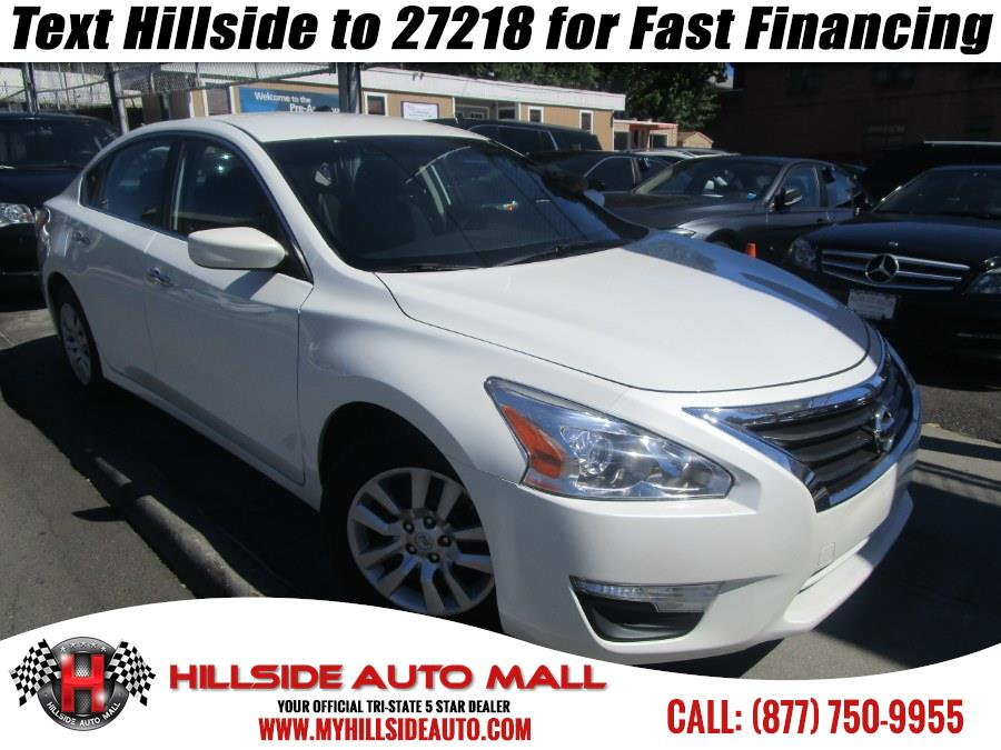 2014 Nissan Altima 4dr Sdn I4 25 S Hi folks thank you for taking the time out of your busy day an