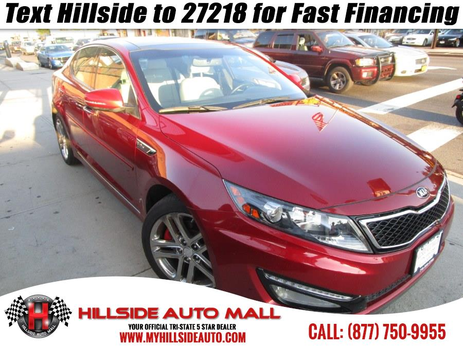 2013 Kia Optima 4dr Sdn SX Hi folks thank you for taking the time out of your busy day and looking