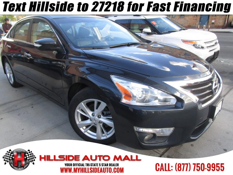 2013 Nissan Altima 4dr Sdn I4 25 SL Hi folks thank you for taking the time out of your busy day a