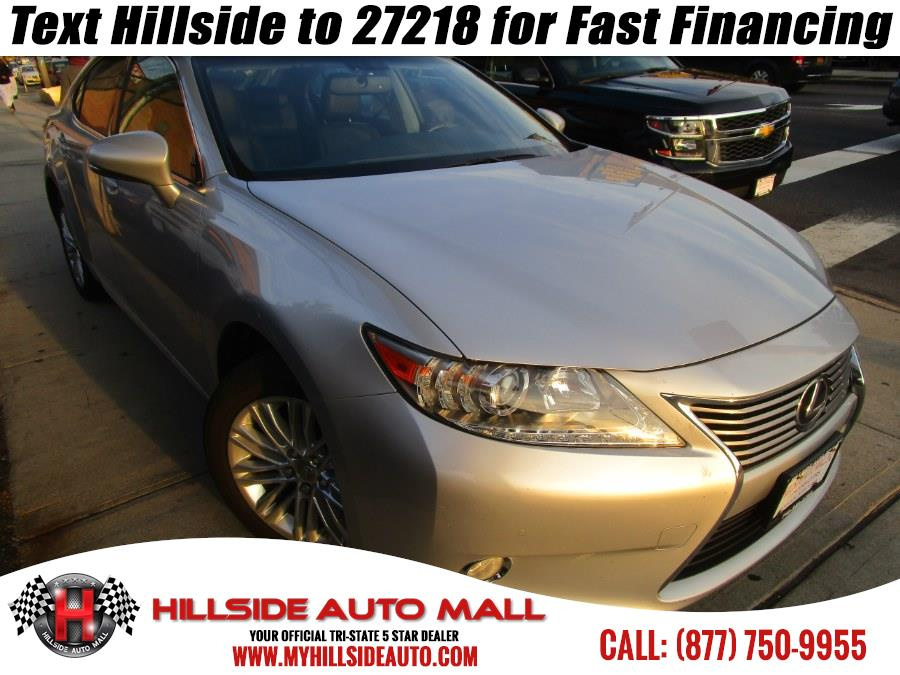 2013 Lexus ES 350 4dr Sdn Hi folks thank you for taking the time out of your busy day and looking