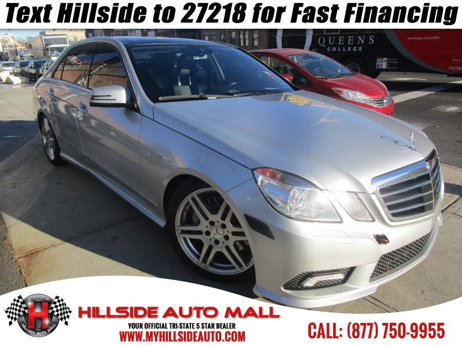 2010 MERCEDES E-Class 4dr Sdn E550 Luxury 4MATIC Hi folks thank you for taking the time out of you