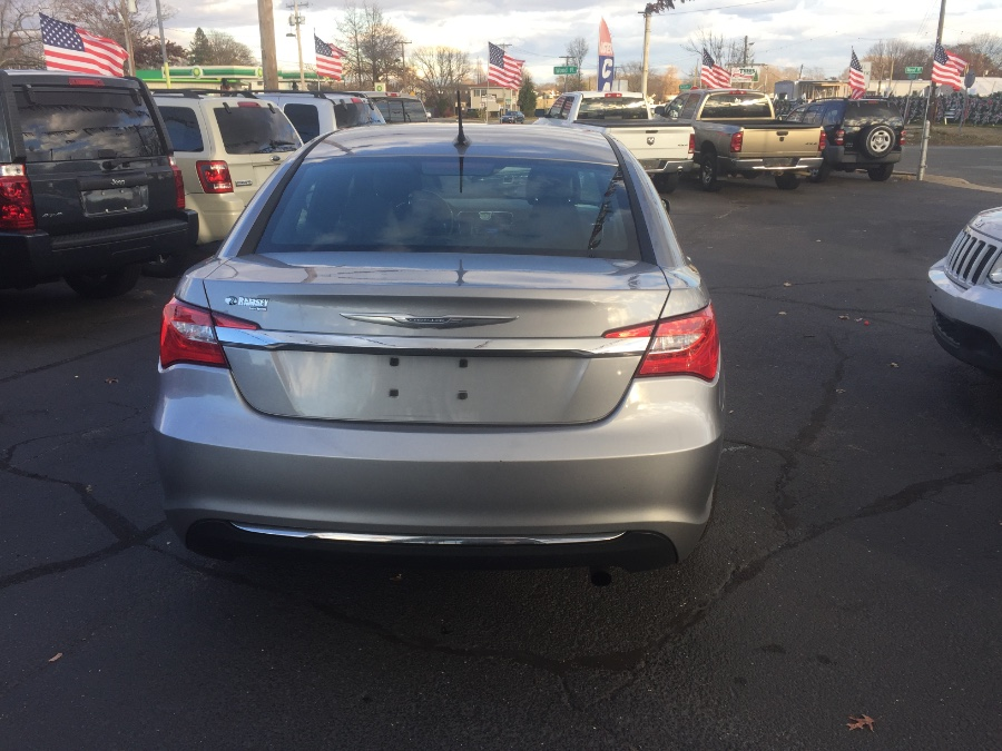 2013 Chrysler 200 Billet Silver Metallic Power Motor Group
