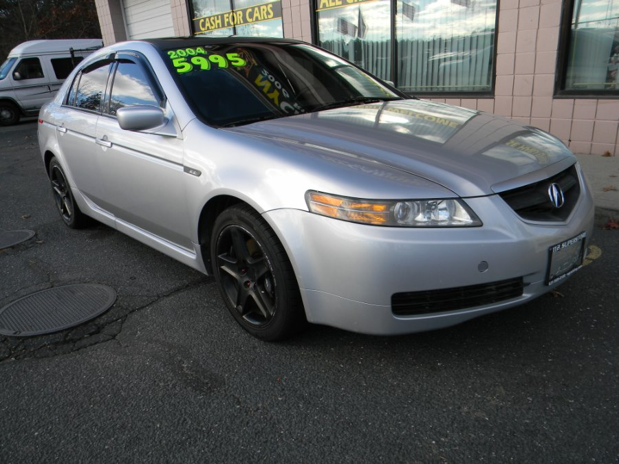 2004 acura tl anthracite metallic 112 superstore. Black Bedroom Furniture Sets. Home Design Ideas