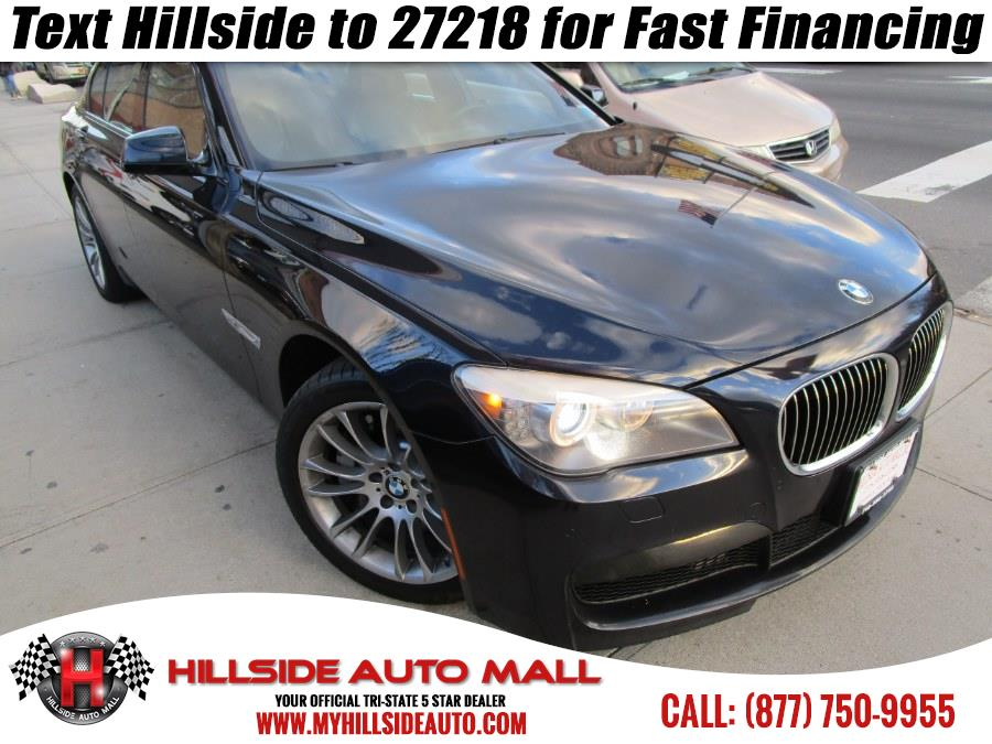 2012 BMW 7 Series 4dr Sdn 750i xDrive AWD Hi folks thank you for taking the time out of your busy
