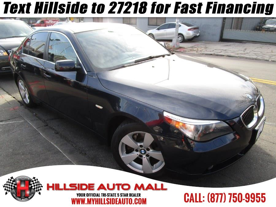 2007 BMW 5 Series 4dr Sdn 525xi AWD Hi folks thank you for taking the time out of your busy day an