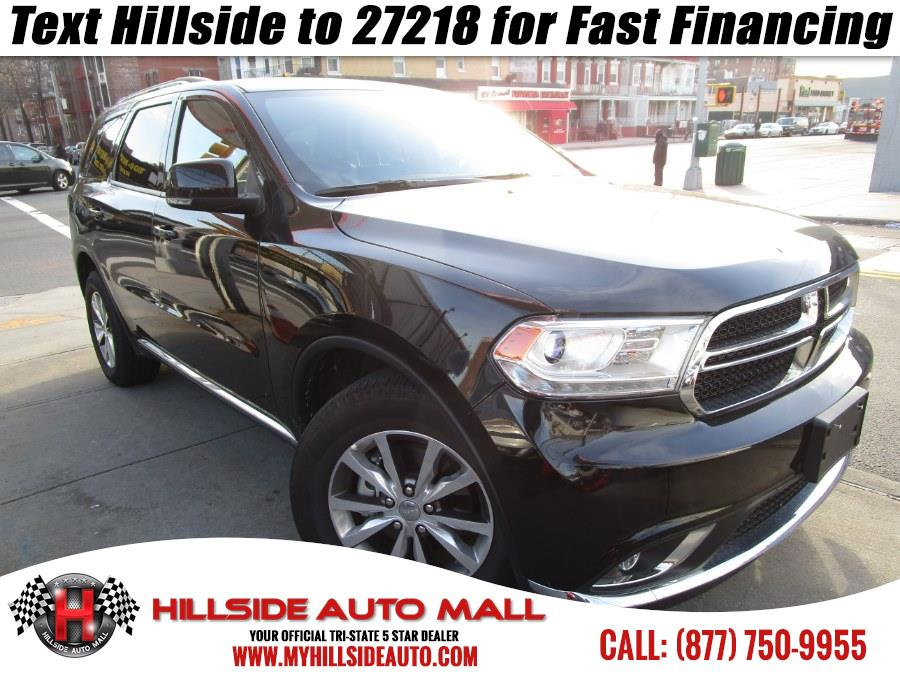 2015 Dodge Durango AWD 4dr Limited Hi folks thank you for taking the time out of your busy day and