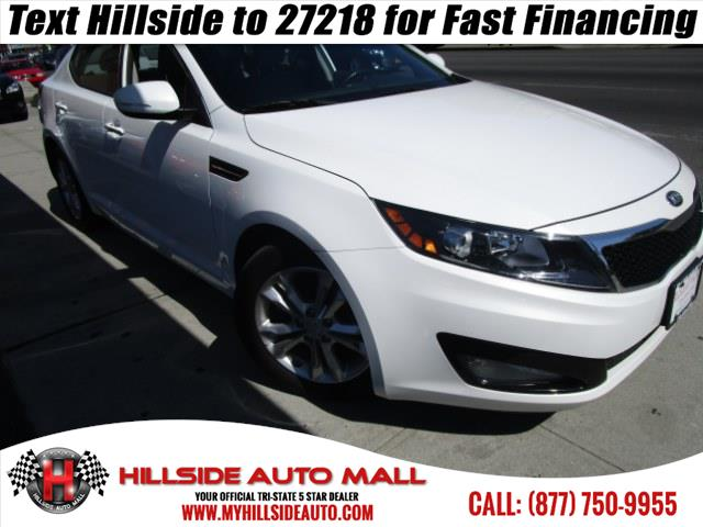 2013 Kia Optima 4dr Sdn EX Hi folks thank you for taking the time out of your busy day and looking