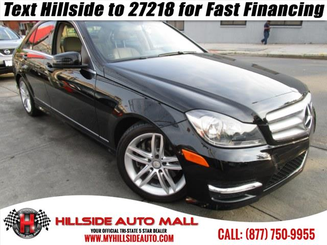 2013 MERCEDES C-Class 4dr Sdn C300 Sport 4MATIC Hi folks thank you for taking the time out of your