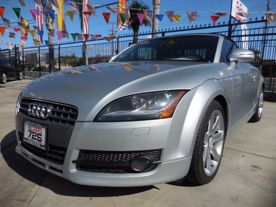 2009 Audi TT Photo