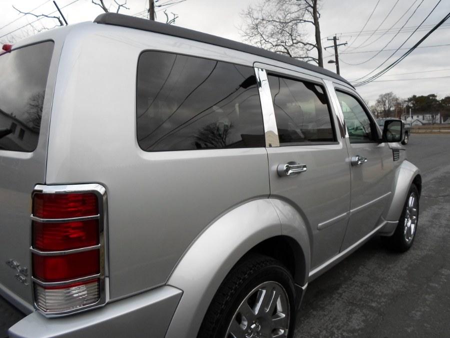 2007 Dodge Nitro Silver Adelphi Trade Llc