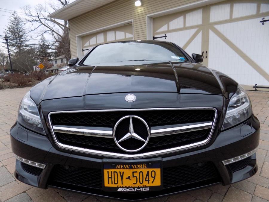 2013 mercedes benz cls black south shore auto brokers for Mercedes benz of massapequa used cars