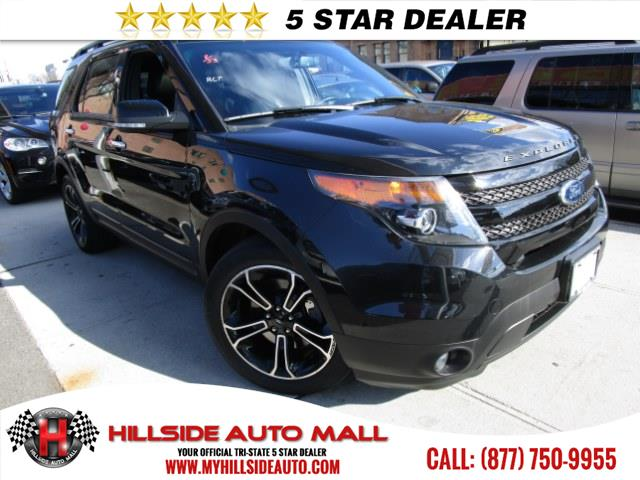2013 Ford Explorer 4WD 4dr Sport Hi folks thank you for taking the time out of your busy day and l