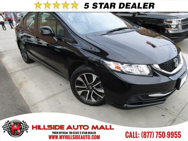 2013 Honda Civic Sdn 4dr Auto EX PZEV Hi folks thank you for taking the time out of your busy day