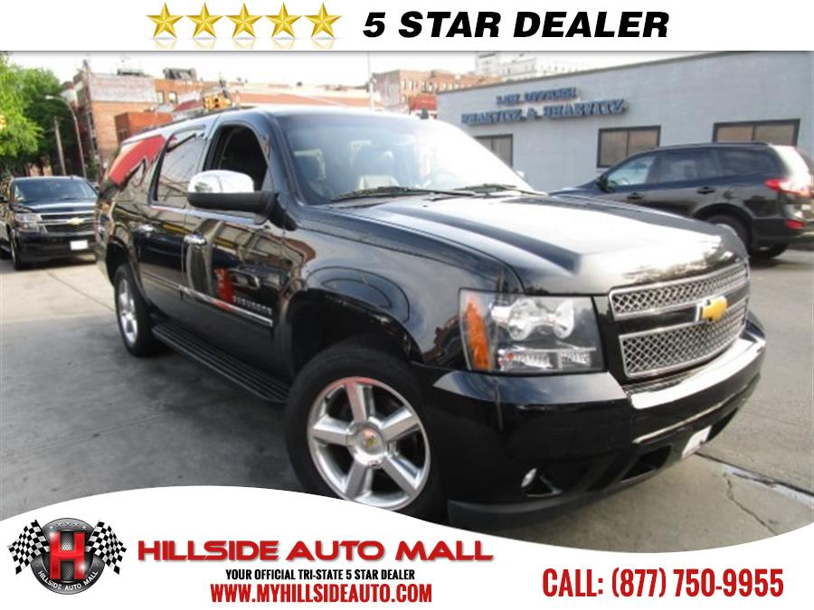 2013 Chevrolet Suburban 4WD 4dr 1500 LTZ Hi folks thank you for taking the time out of your busy d