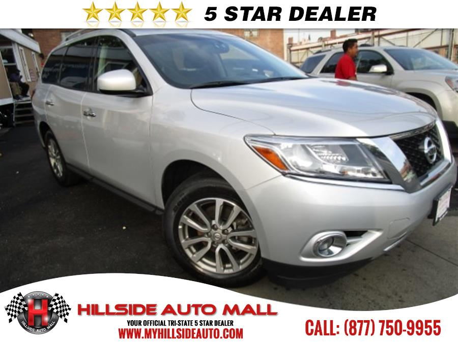 2015 Nissan Pathfinder 4WD 4dr SV Hi folks thank you for taking the time out of your busy day and