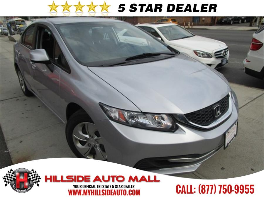 2013 Honda Civic Sdn 4dr Auto LX Hi folks thank you for taking the time out of your busy day and l