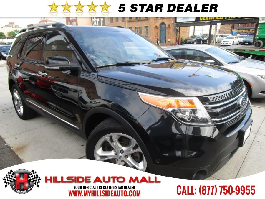 2013 Ford Explorer 4WD 4dr Limited Hi folks thank you for taking the time out of your busy day and