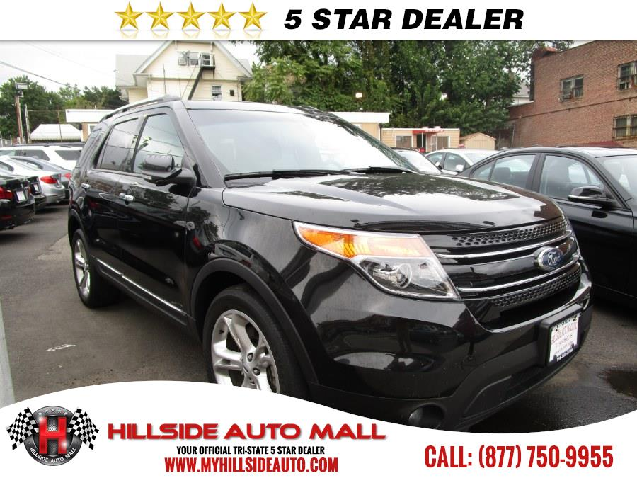 2014 Ford Explorer 4WD 4dr Limited Hi folks thank you for taking the time out of your busy day and