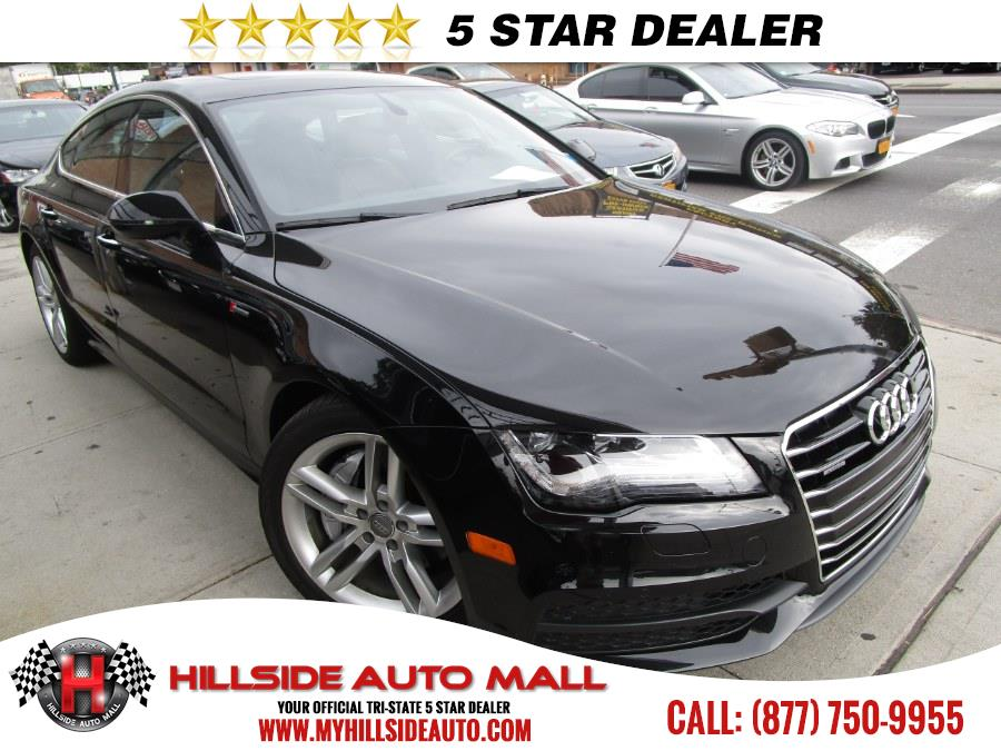 2014 Audi A7 4dr HB quattro 30 Prestige Hi folks thank you for taking the time out of your busy d