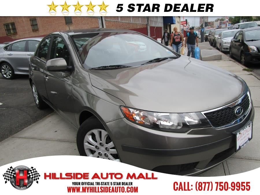 2012 Kia Forte 4dr Sdn Auto EX 4 Cylinder EngineABS4-Wheel Disc Brakes6-Speed ATACATAdjus