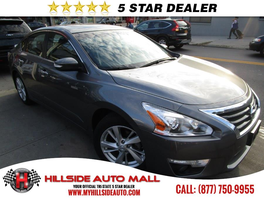 2014 Nissan Altima 4dr Sdn I4 25 Sl Hi folks thank you for taking the time out of your busy day a