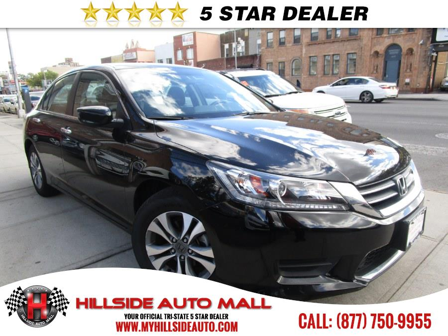 2013 Honda Accord Sdn 4dr I4 CVT LX Hi folks thank you for taking the time out of your busy day an