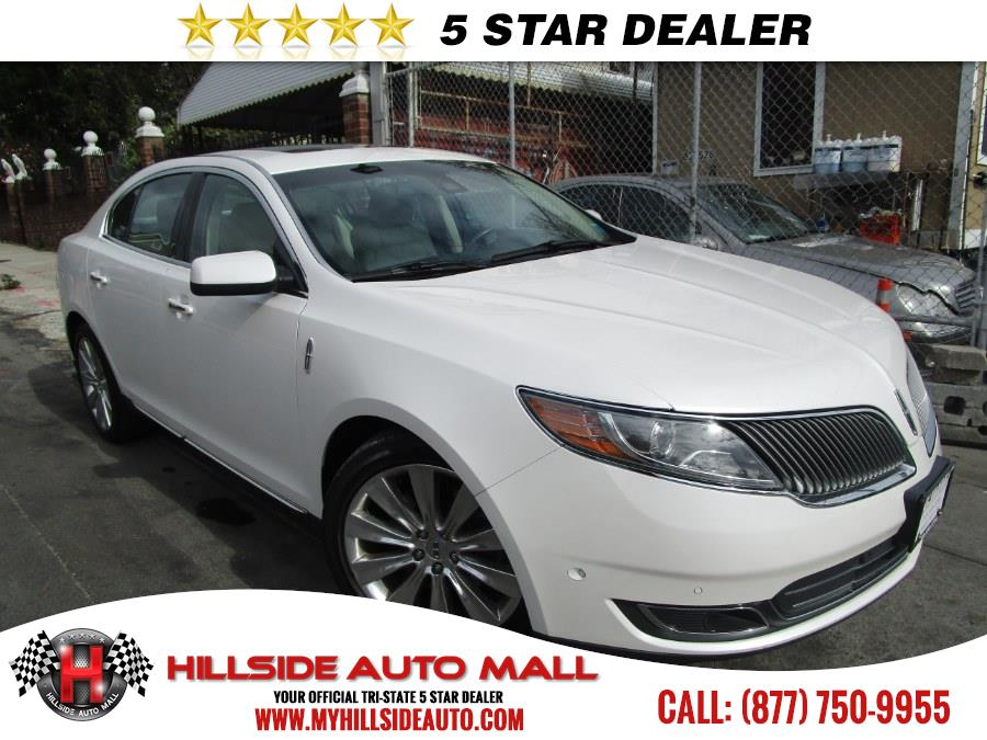 2013 Lincoln MKS 4dr Sdn 35L AWD EcoBoost Hi folks thank you for taking the time out of your busy