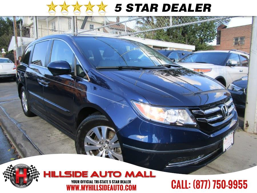 2014 Honda Odyssey 5dr EX-L Hi folks thank you for taking the time out of your busy day and lookin