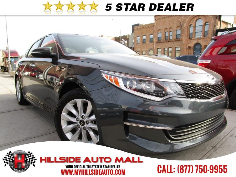 2016 Kia Optima 4dr Sdn LX Hi folks thank you for taking the time out of your busy day and looking