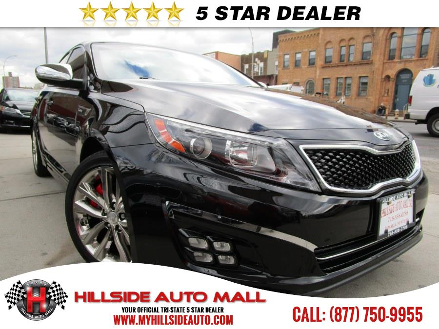 2014 Kia Optima 4dr Sdn SXL Turbo Hi folks thank you for taking the time out of your busy day and