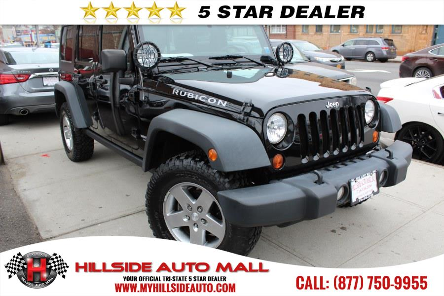 2011 Jeep Wrangler Unlimited 4WD 4dr Rubicon Hi folks thank you for taking the time out of your bu