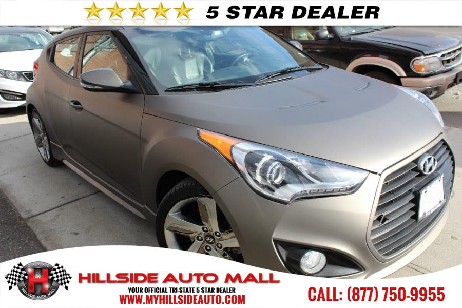 2014 Hyundai Veloster 3dr Cpe Auto Turbo wBlack Int Hi folks thank you for taking the time out of