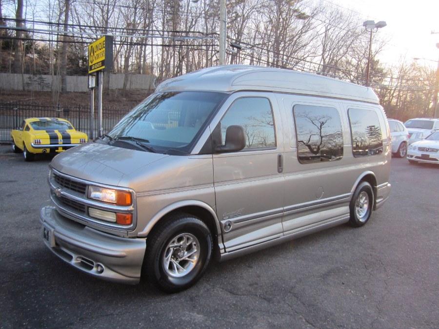 2002 Chevrolet Express Van - Light Pewter Metallic